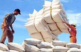 Năm 2011, theo ước tính Việt Nam sẽ xuất khẩu khoảng 7 triệu tấn gạo, mức cao nhất từ trước đến nay.