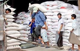 Đến trung tuần tháng 10, Việt Nam đã xuất được 5,56 triệu tấn gạo.