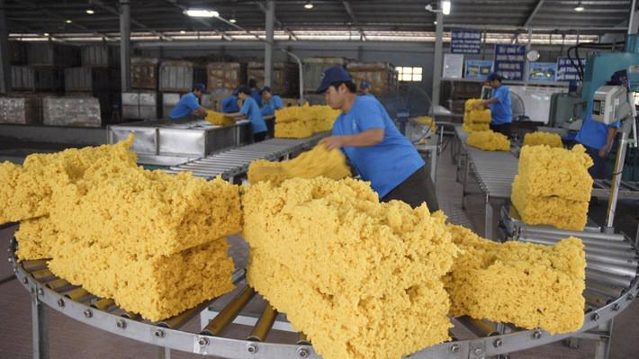 Trung Quốc, Ấn Độ, Malaysia là 3 thị trường tiêu thụ cao su lớn nhất của Việt Nam trong 10 tháng đầu năm 2018.