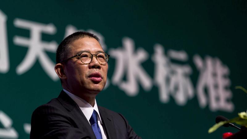 Tỷ phú Zhong Shanshan - Ảnh: CNN