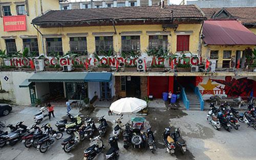 """Dù mới đi vào hoạt động, song Zone 9 hiện được xem là """"quận nghệ thuật"""" tại Hà Nội.<br>"""