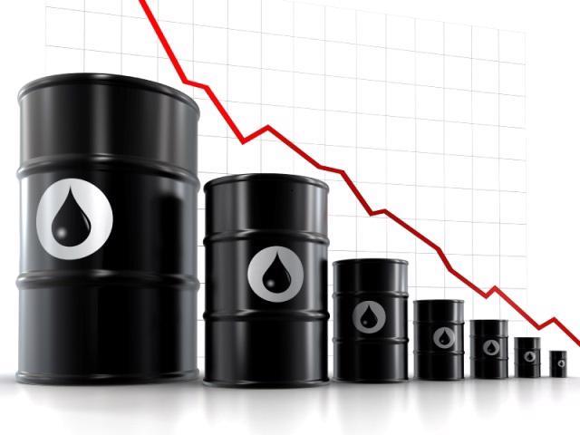 Giá dầu thế giới đã giảm liên tục trong thời gian qua.<br>