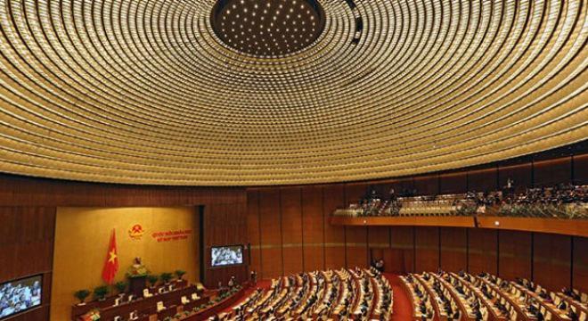 Tiêu chuẩn người ứng cử đại biểu Quốc hội là nội dung được nhiều vị đại biểu quan tâm thảo luận.