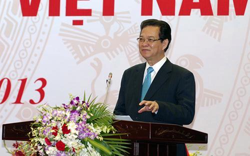 Thủ tướng nhấn mạnh đến việc cần thiết phải có những thay đổi trong chính sách thu hút và tiếp nhận vốn FDI - Ảnh: Chinhphu.vn.