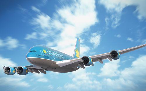 """Theo các phi công của Vietnam Airlines, mặc dù số km trên """"đường bay  vàng"""" có ngắn hơn nhưng chưa chắc đã tiết kiệm hơn đường bay hiện hữu."""