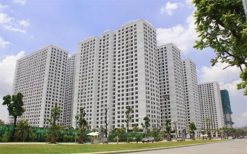 Phân khúc căn hộ trung cao cấp tại Hà Nội đang có những chuyển biến tích cực sau một thời gian dài bị nhà giá rẻ lấn át.<br>
