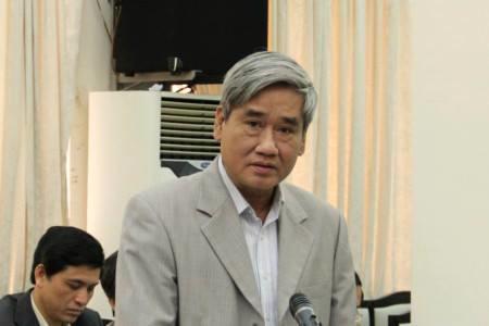 Ông Nguyễn Hữu Thắng, Cục trưởng Cục Đường sắt Việt Nam.<br>