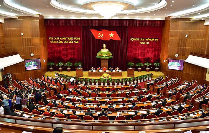 Theo Tổng bí thư, nội dung chương trình hội nghị lần này bao gồm những vấn đề rất cơ bản và hệ trọng.
