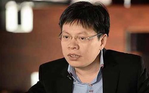 Chủ tịch kiêm Tổng giám đốc Tập đoàn Truyền thông Lê (Le Group) Lê Quốc Vinh.