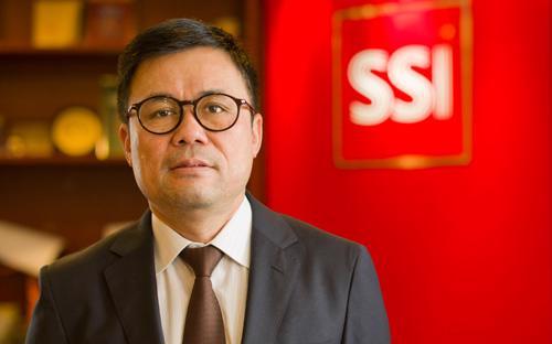 Chủ tịch Công ty Cổ phần Chứng khoán Sài Gòn (SSI), ông Nguyễn Duy Hưng.