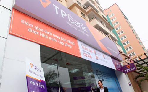 TPBank mới đổi nhận diện thương hiệu cách đây chưa lâu.<strong><br></strong>