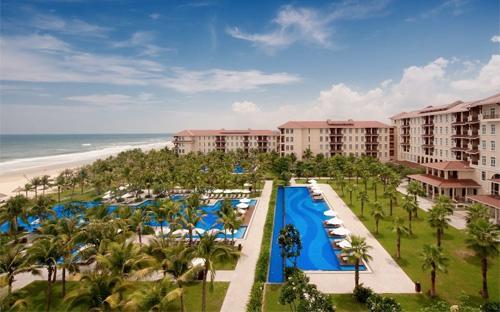 Một góc Vinpearl Đà Nẵng Resort &amp; Villas. <br>