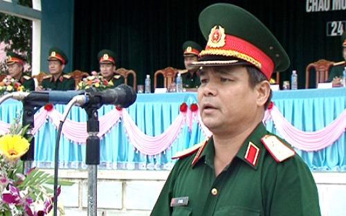 Trung tướng Lê Chiêm, một trong 4 tân thứ trưởng Bộ Quốc phòng.