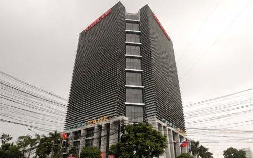 Trụ sở Petro Vietnam tại Hà Nội.<br>