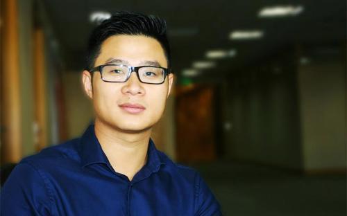 Ông Phạm Hải Âu, Phó tổng giám đốc Ngân hàng Bưu điện Liên Việt (LienVietPostBank).