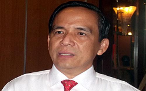 Chủ tịch Hiệp hội Bất động sản Tp.HCM (HoREA), ông Lê Hoàng Châu.