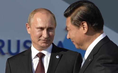 Trong chuyến thăm này, ông Putin và ông Tập Cận Bình sẽ cùng tham dự lễ khai mạc cuộc tập trận chung tại phía bắc biển Hoa Đông.