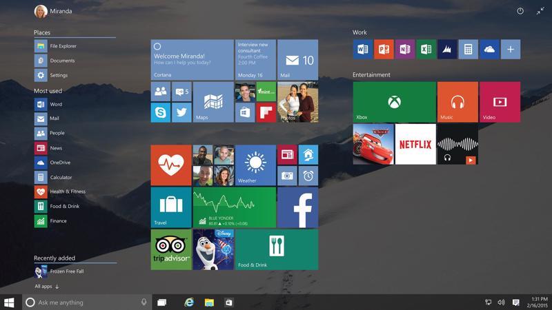 Microsoft xác nhận thông tin thu thập được từ người dùng sẽ được phục vụ cho mục đích thương mại - Ảnh: Reuters.<br>