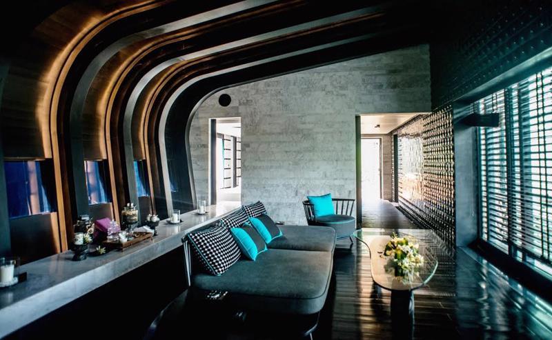 Một phòng spa tại InterContinental Danang Sun Peninsula Resort.<br>