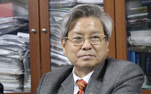 Ông Kim Quốc Hoa, nguyên Tổng biên tập báo Người cao tuổi.