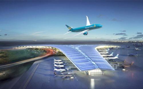 Ủy ban Thường vụ Quốc hội tính toán, trường hợp thu hồi đất 1 lần 5.000  ha thì tổng mức đầu tư giai đoạn 1 sân bay Long Thành khoảng 114.450 tỷ đồng (tương đương  5,45 tỷ USD).