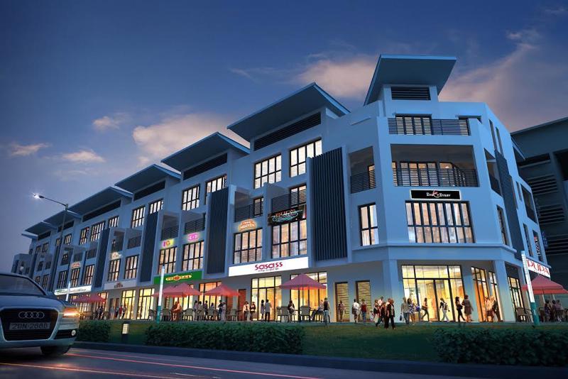 Theo Gamuda Land Vietnam, công năng sử dụng của The Three Central được các kiến trúc sư cân nhắc đến từng chi tiết, vừa độc lập tương đối giữa không gian thương mại, vừa tiện nghi cho sinh hoạt gia đình.
