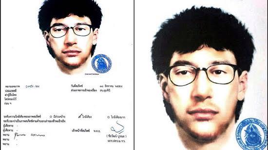 &nbsp;Nghi phạm đánh bom được cho là một người đàn ông trẻ tuổi, mặc áo phông màu vàng, có mang chiếc balô sẫm màu. <br>