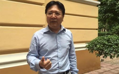 Thứ trưởng Bộ Văn hóa - Thể thao và Du lịch Vương Duy Biên.