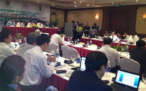 Diễn đàn Kinh tế Mùa thu 2013 tại Huế.<br>