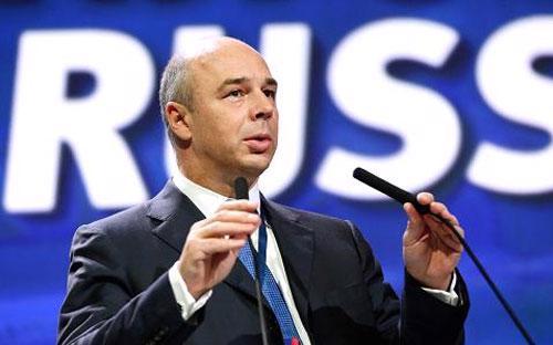 Bộ trưởng Bộ Tài chính Nga Anton Siluanov - Ảnh: Bloomberg/Getty/CNBC.<br>