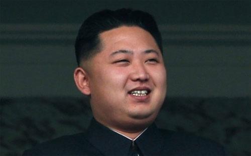 Nhà lãnh đạo Triều Tiên Kim Jong Un.<br>