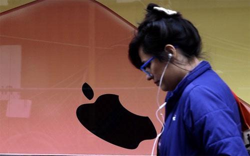 Nối tiếp những năm thành công rực rỡ liên tiếp, Apple đang bắt đầu đối mặt thách thức - Ảnh: Getty.<br>