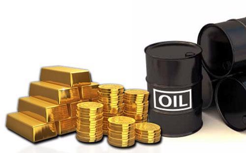 Vào hôm 22/10, giá của 1 ounce vàng tương đương giá của 15,47 thùng dầu, mức cao nhất kể từ tháng 5/2013.