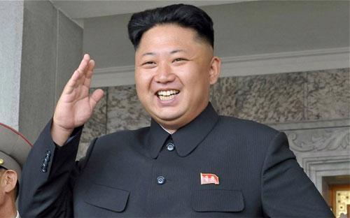 Nhà lãnh đạo Triều Tiên Kim Jong Un - Ảnh: AFP/Getty.<br>