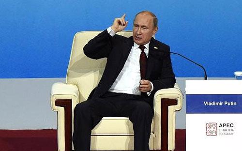 Tổng thống Nga Vladimir Putin - Ảnh: Getty/CNBC.<br>