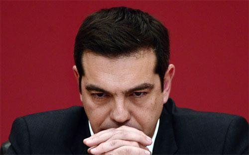 Thủ tướng Hy Lạp Alexis Tsipras.<br>
