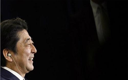 Thủ tướng Nhật Bản Shinzo Abe - Ảnh: Reuters/BBC.<br>