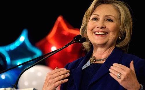 Trong cuộc thăm dò của CNBC, bà Clinton giành được sự ủng hộ của 91% số cử tri triệu phú theo Đảng Dân chủ, 13% cử tri triệu phú theo Đảng Cộng hòa, và 57% cử tri triệu phú độc lập.<br>
