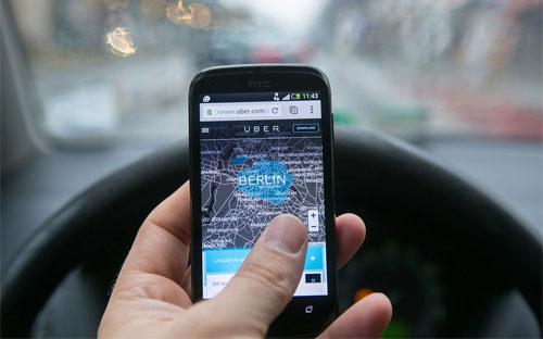 Hiện Uber đã có mặt tại hơn 250 thành phố trên khắp thế giới. Trong đó,  dịch vụ này đang phát triển với tốc độ khá nhanh ở Đông Nam Á - Ảnh: Bloomberg/WSJ.<br>