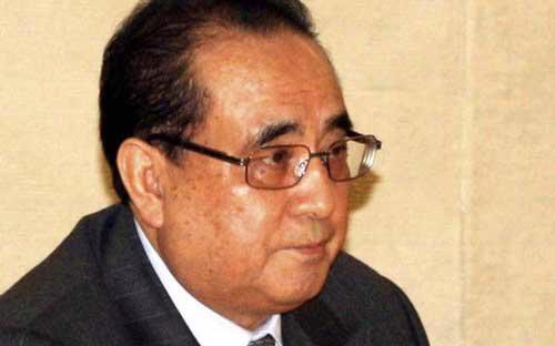 Bộ trưởng Bộ Ngoại giao Triều Tiên Ri Su Yong - Ảnh: News.<br>