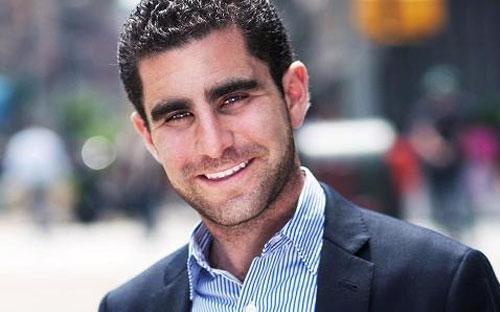 Charlie Shrem, 24 tuổi, Giám đốc điều hành (CEO) của BitInstant.