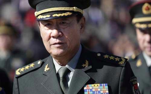 Ông Tập Cận Bình từng vài lần công khai mối quan hệ bạn bè với ông Lưu Nguyên - Ảnh: Reuters.<br>