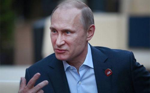 Tổng thống Nga Vladimir Putin - Ảnh: Getty/BI.<br>