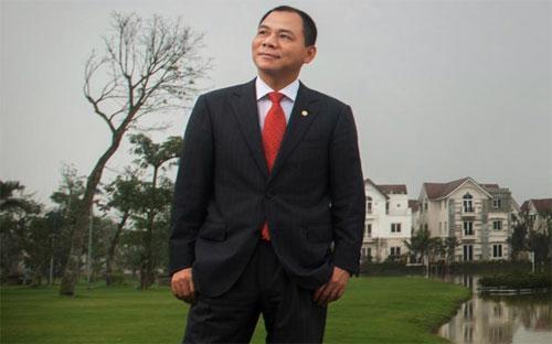 Ông Phạm Nhật Vượng - Ảnh: Forbes.<br>