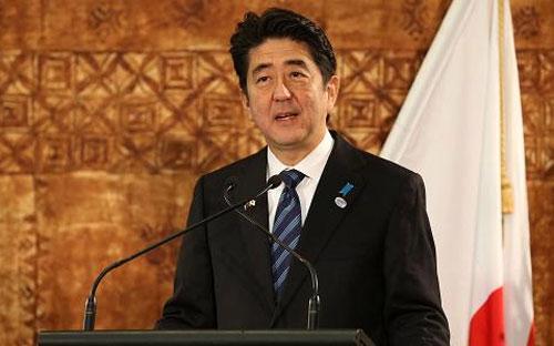 Thủ tướng Nhật Bản Shinzo Abe - Ảnh: Getty/CNBC.<br>