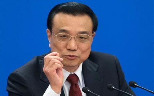 Thủ tướng Trung Quốc Lý Khắc Cường.<br>