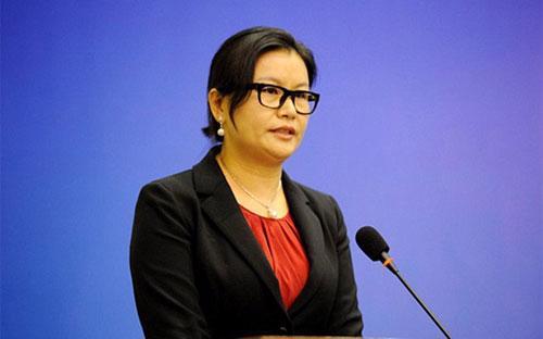Bà Zhou Qunfei, nữ tỷ phú giàu nhất Trung Quốc. Theo số liệu của Bloomberg, giá trị tài sản ròng của nữ tỷ phú này hiện đã giảm gần một nửa, còn 7,7 tỷ USD.<br>