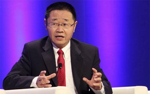 Ông Zhang Yujun, Phó chủ tịch Ủy ban Chứng khoán Trung Quốc - Ảnh: Reuters/WSJ.<br>