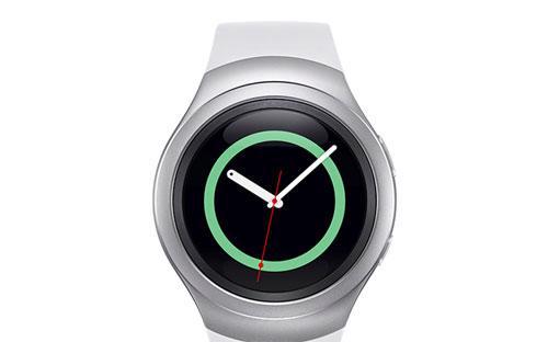 Smartwatch Gear S2 của Samsung.<br>
