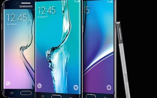 Khách hàng tại Mỹ sẽ được dùng thử các sản phẩm Galaxy S6 Edge, Galaxy S6 Plus, và Galaxy Note 5 trong vòng 30 ngày.